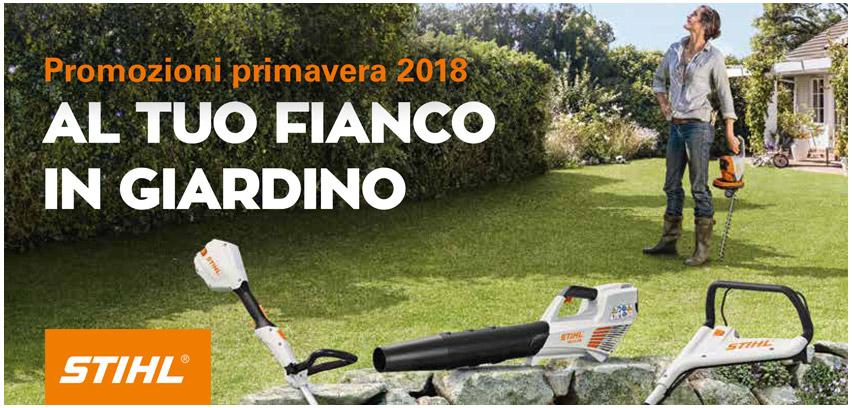 Offerte Stihl Primavera 2020