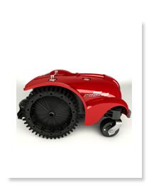 Tosaerba robot Ambrogio